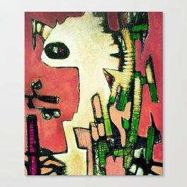 Lucas Eyehole Canvas Print