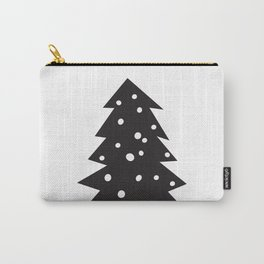 Scandinavian Christmas Tree Carry-All Pouch