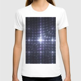 Energy Clusters and their Influence on Space-Time T-shirt