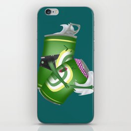 Rock & cheers iPhone Skin