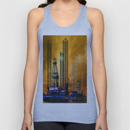 Twilight of the Hydrocarbons ? Unisex Tank Top