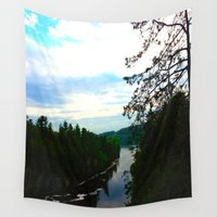 minnesota Wall Tapestries featuring Minnesota Wonder by JayKay
