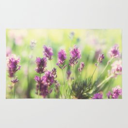 Lavender Magic Rug