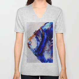 Angelfish Unisex V-Neck