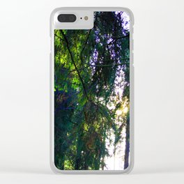 All Is Full Of Sun Clear iPhone Case