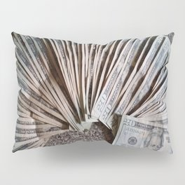 History and Money Pillow Sham