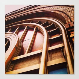 Day 59: Magnificent Archways! Canvas Print