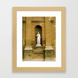 Vatican Museum Framed Art Print
