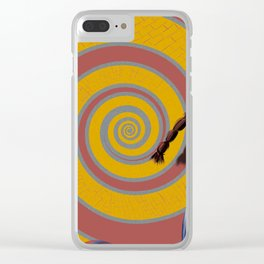 Dorothy Gale Clear iPhone Case