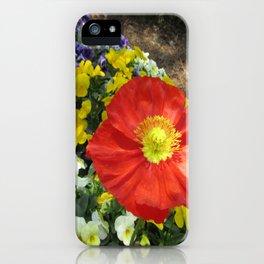Garden Palette iPhone Case