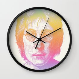 Wanted: Real Musician 2 Wall Clock