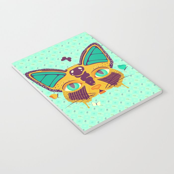 Catterfly Notebook
