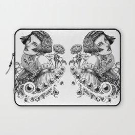The Owl Maiden Laptop Sleeve