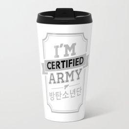 ARMY BTS Travel Mug