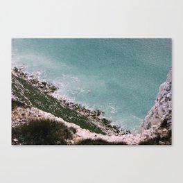 Over the Edge Canvas Print