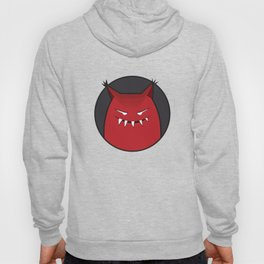 Evil Monster With Pointy Ears Hoody