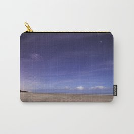 Painted Beach Sky Carry-All Pouch