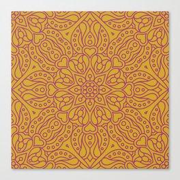 Mandala 32 Canvas Print