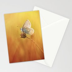 Catching a little sunshine... Stationery Cards
