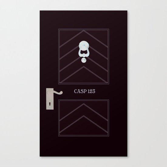 CASP 123 Canvas Print