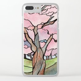 Spring Memory Clear iPhone Case
