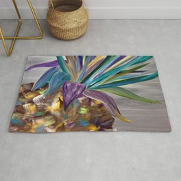 Pineapple Palette Rug