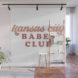 Kansas City Babes Club Wall Mural