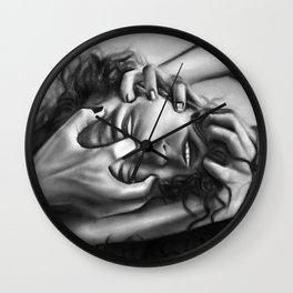 Ego death Wall Clock