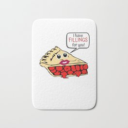 I Have Fillings For You Bath Mat