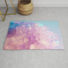 Crystallized Light Colors Rug