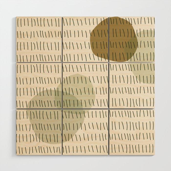 Coit Pattern 22 Wood Wall Art