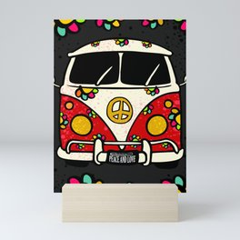 vanzi Mini Art Print