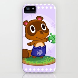 Tommy Nook  iPhone Case
