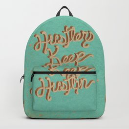 Hustlers Keep Backpack