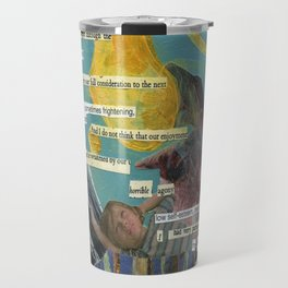 The Poet's Pity Party Travel Mug