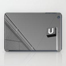 U. iPad Case