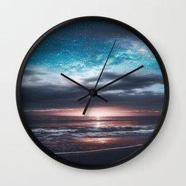 OCEAN#02 Wall Clock