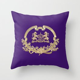 Orient Express Throw Pillow