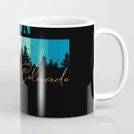 Colorado Vintage Bellevue Eaton USA Retro 80s 90s Coffee Mug