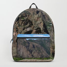 And Deep Down Is A River Backpack