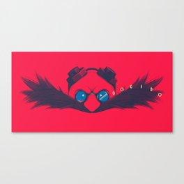 Dr. Robotnik & Sonic Canvas Print