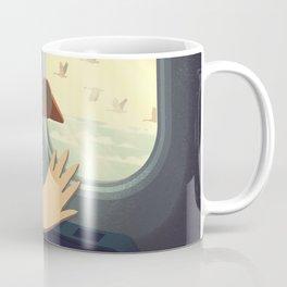 Hello, Goodbye Coffee Mug