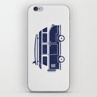 volkswagen iPhone & iPod Skins featuring Volkswagen by adovemore