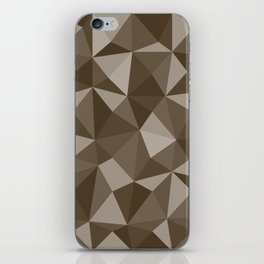 Geometric pyramids V6 iPhone Skin