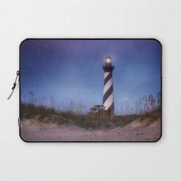 Cape Hatteras Light Laptop Sleeve