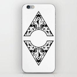 Aztec Diamond iPhone Skin