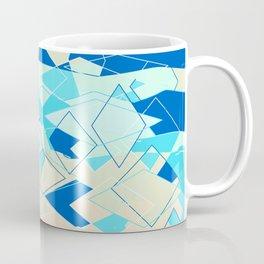 Distorted Sea Coffee Mug