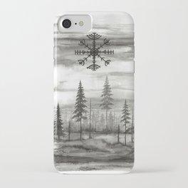 Veldismagn iPhone Case