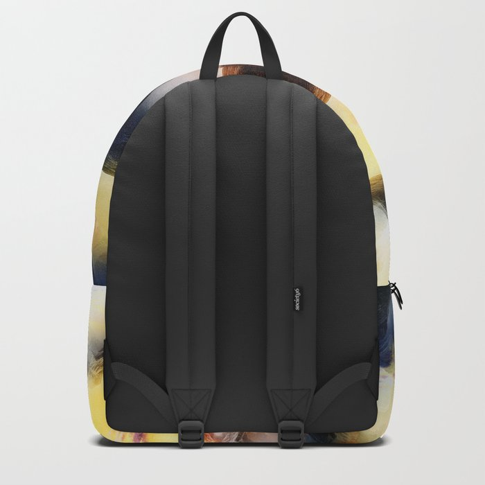Chaos is a ladder Backpack