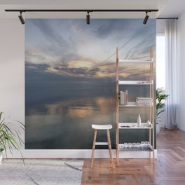 CALM WATERS Wall Mural